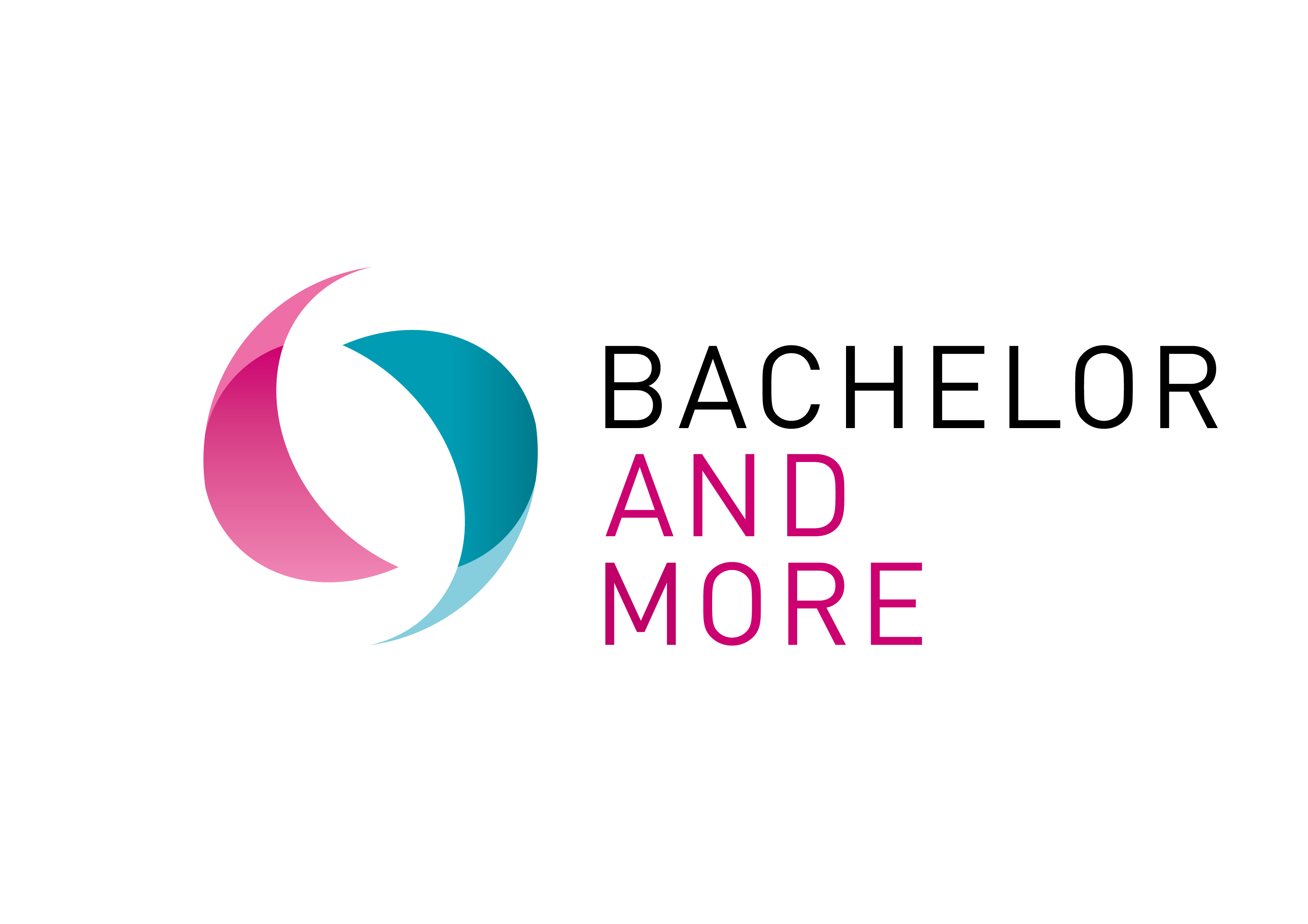 Logo Bachelor and More