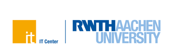 Logo IT Center der RWTH Aachen